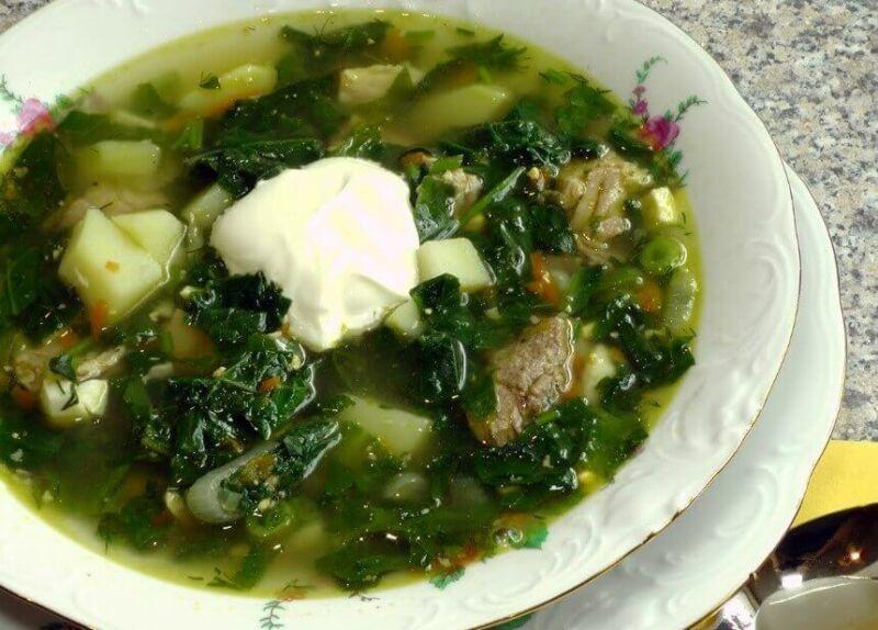 Щавелевый суп с яйцом: 4 классических рецепта