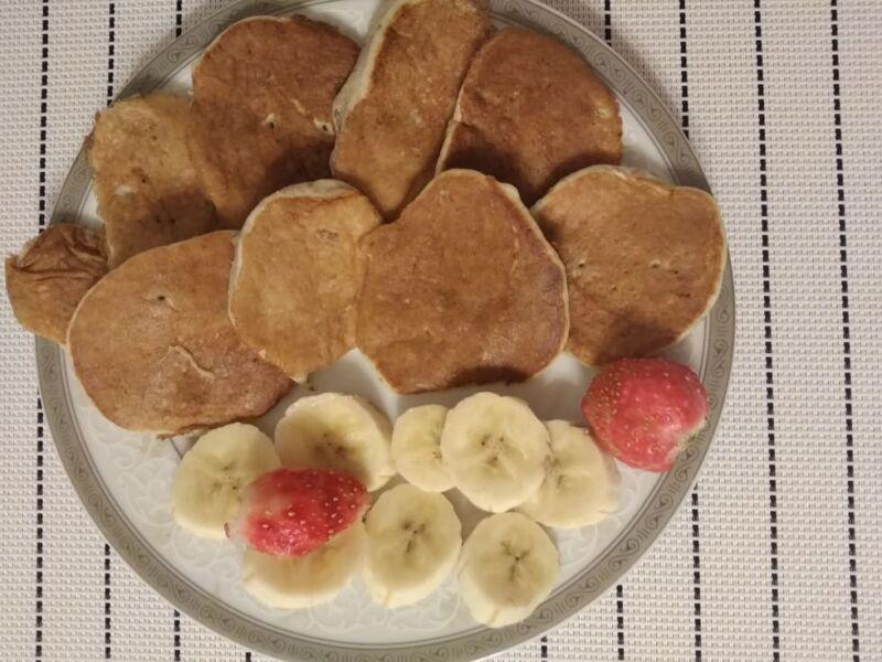 Банановые оладьи — быстрые и вкусные рецепты оладушек из бананов