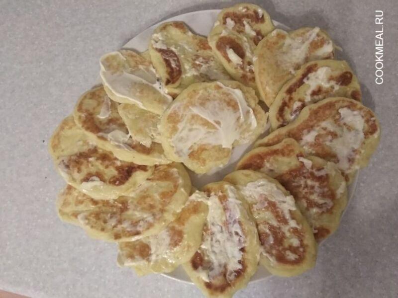 Картофельные Лепешки на Сковороде - 7 Рецептов (с Фото)