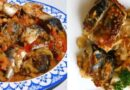 Тушеная скумбрия с овощами: 4 рецепта